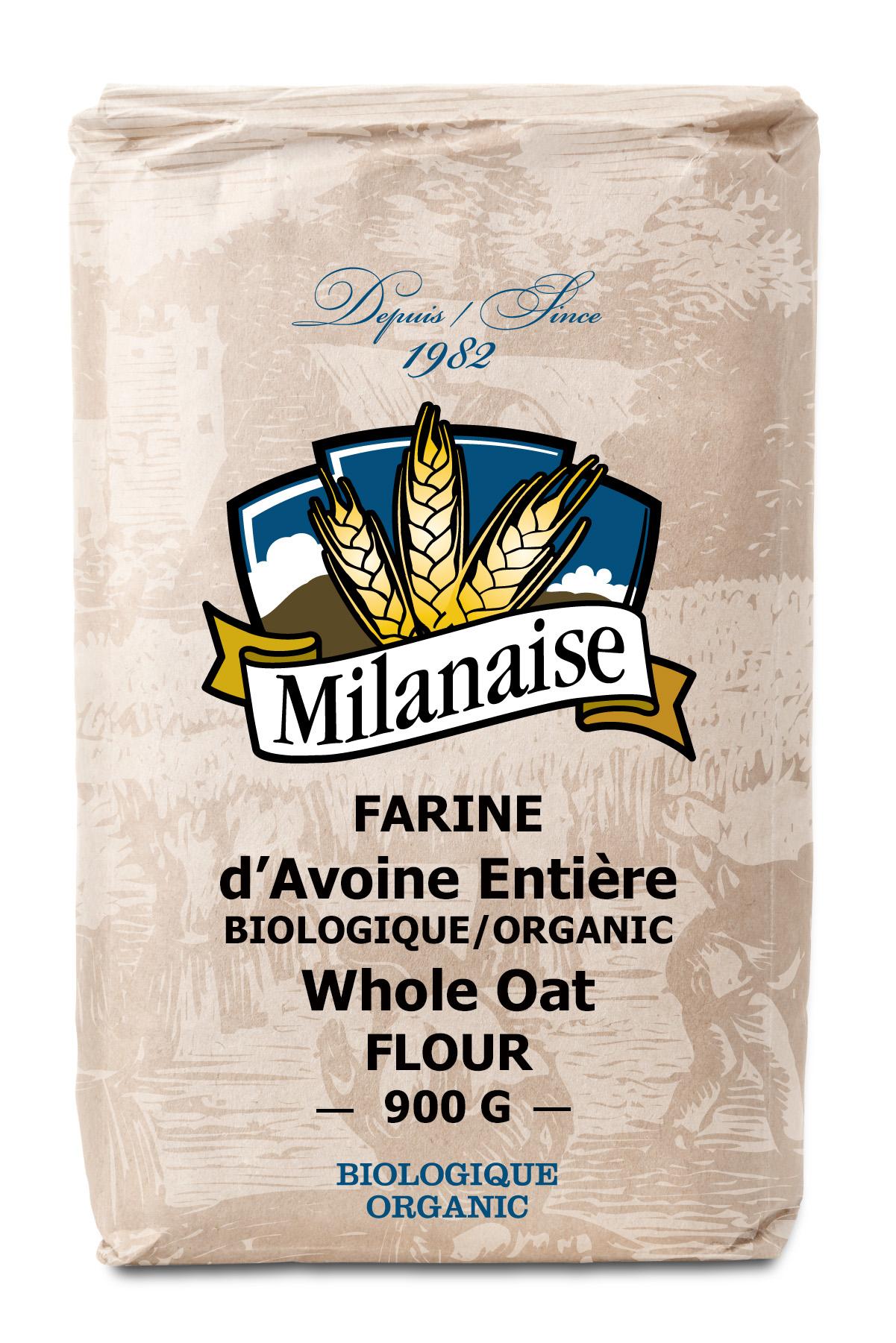 Farine avoine 900 g