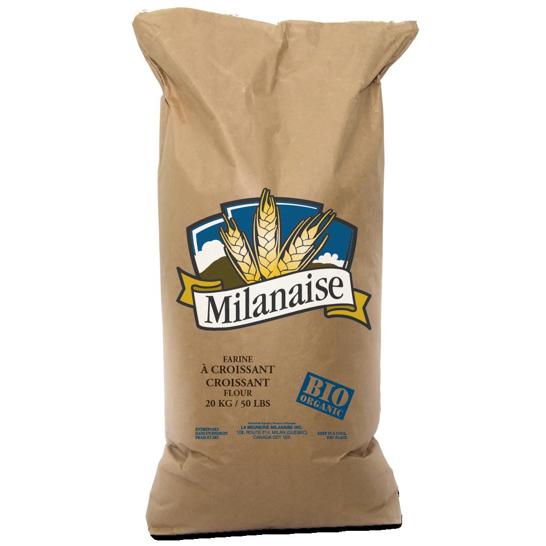 Organic Croissant Flour