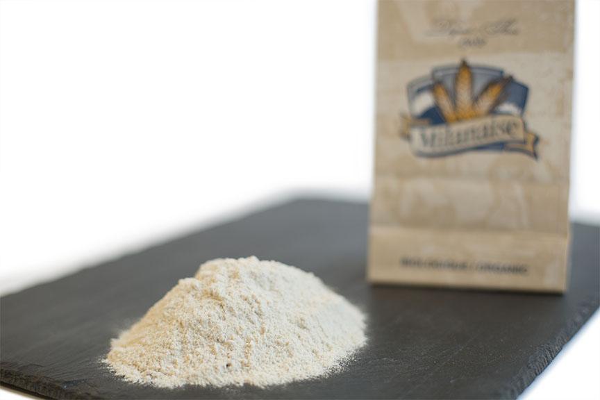 Organic Whole Brown Rice Flour