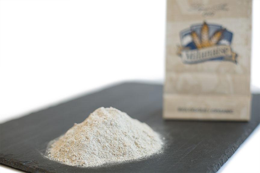 Organic Whole Rye Flour