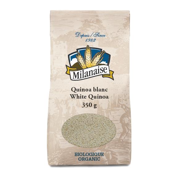 Quinoa blanc biologique
