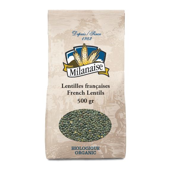 Organic French Lentils