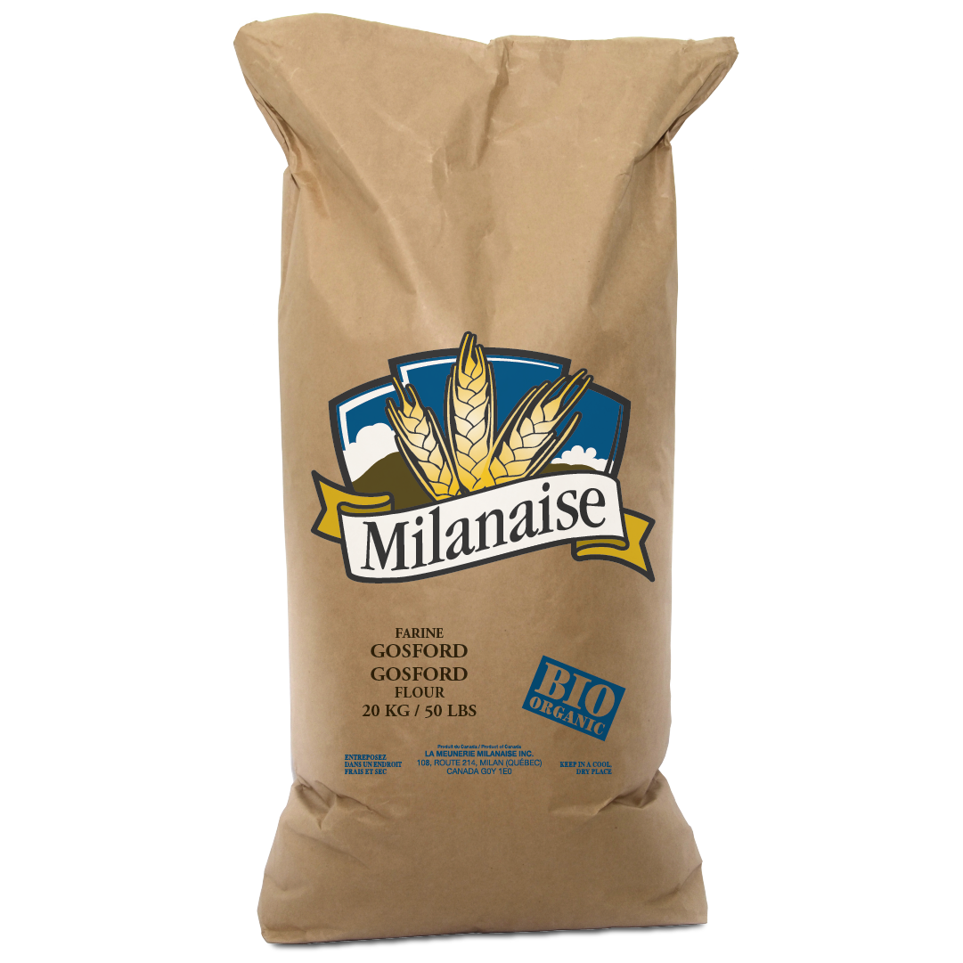 Organic Gosford Flour