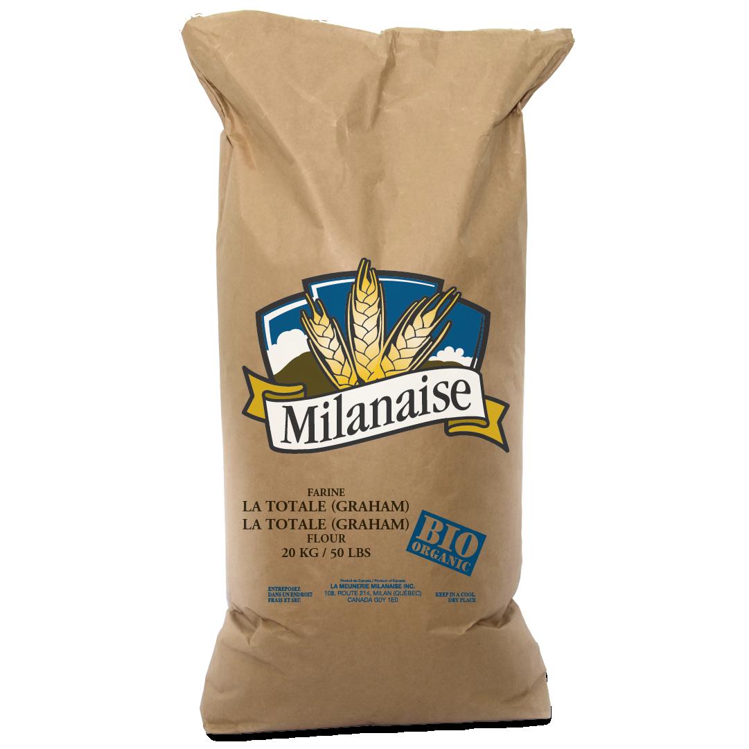 Organic La Totale (Graham) Flour