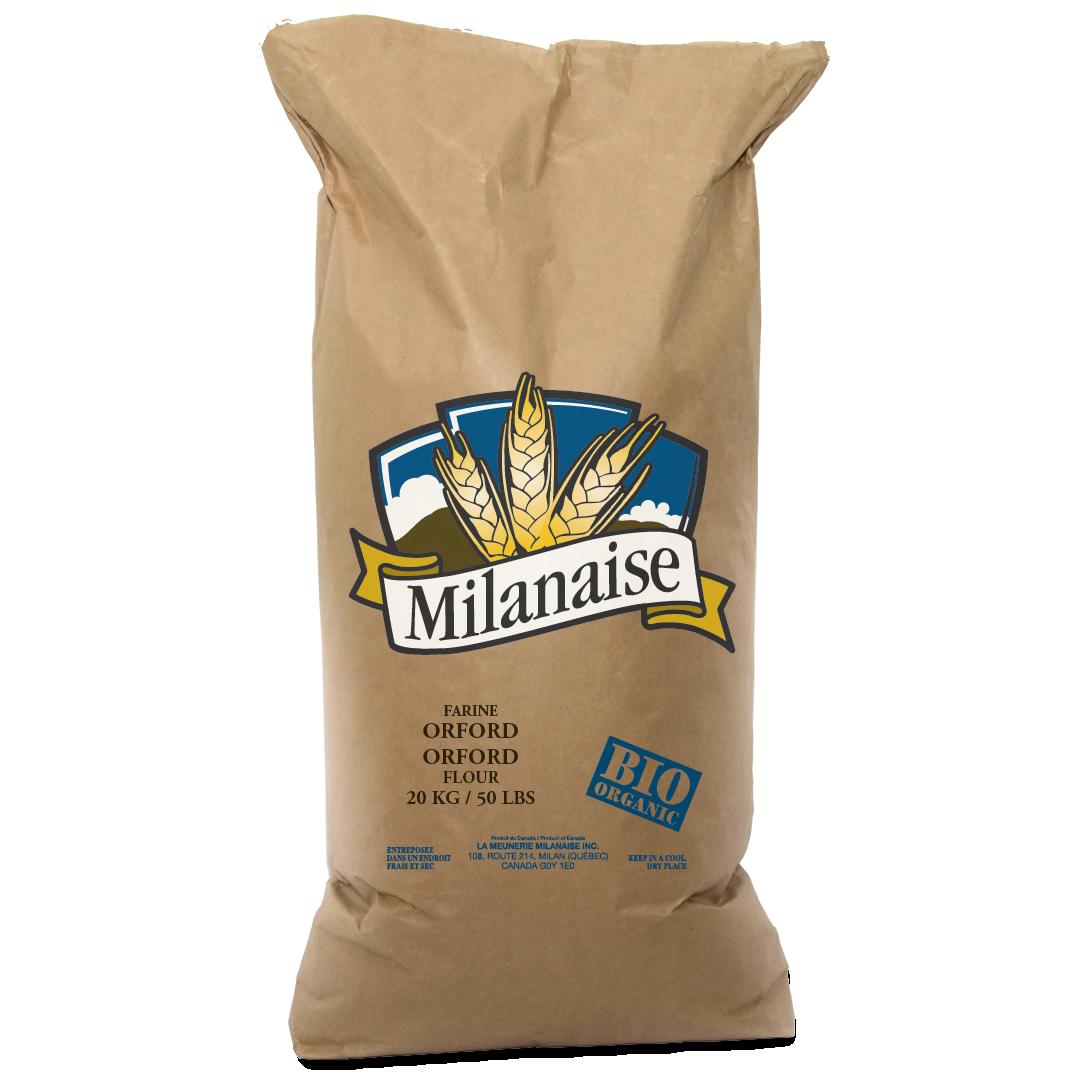 Organic Orford Flour