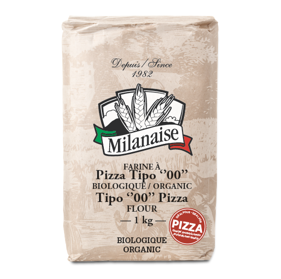 Farine à pizza Tipo ʺ00ʺ biologique