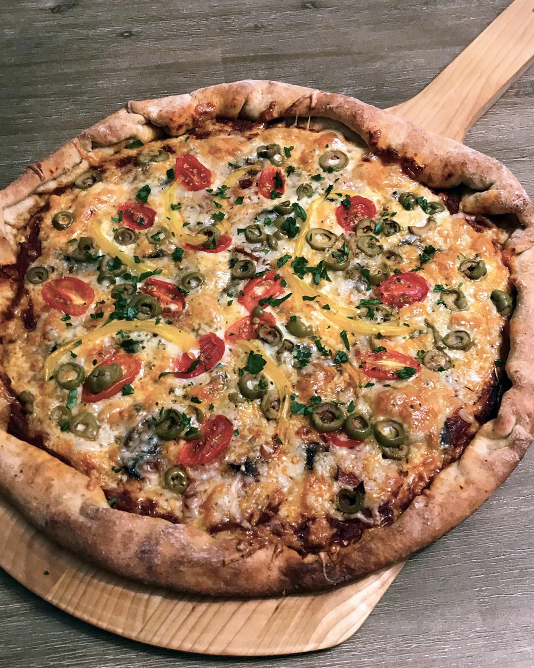 Farine à pizza 100% maison